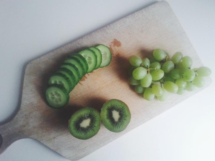 ingrediënten green smoothie