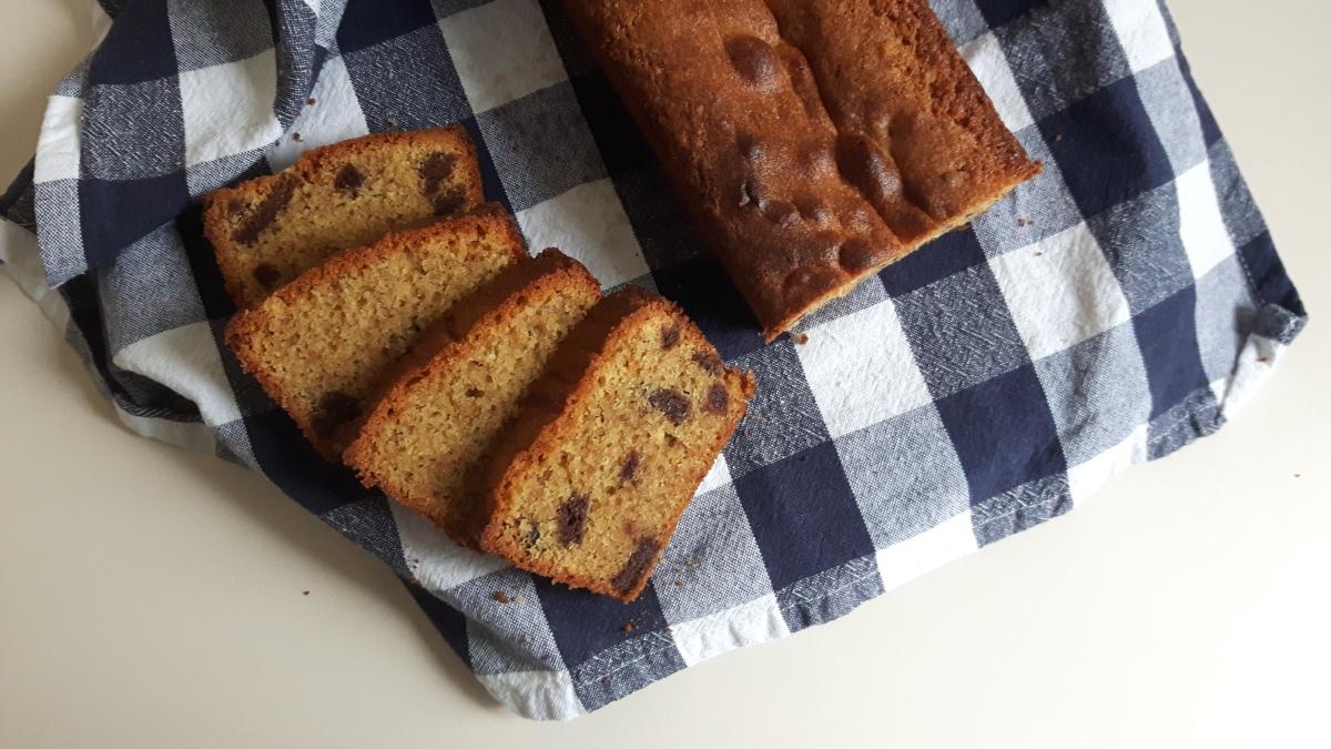 Recept | Cake met stukjes speculaas