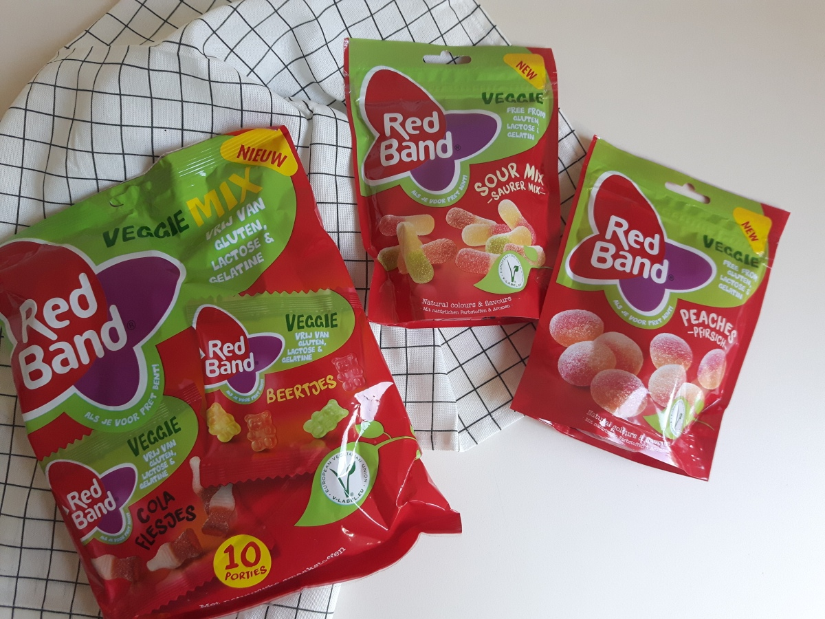 Review | Red Band Veggie